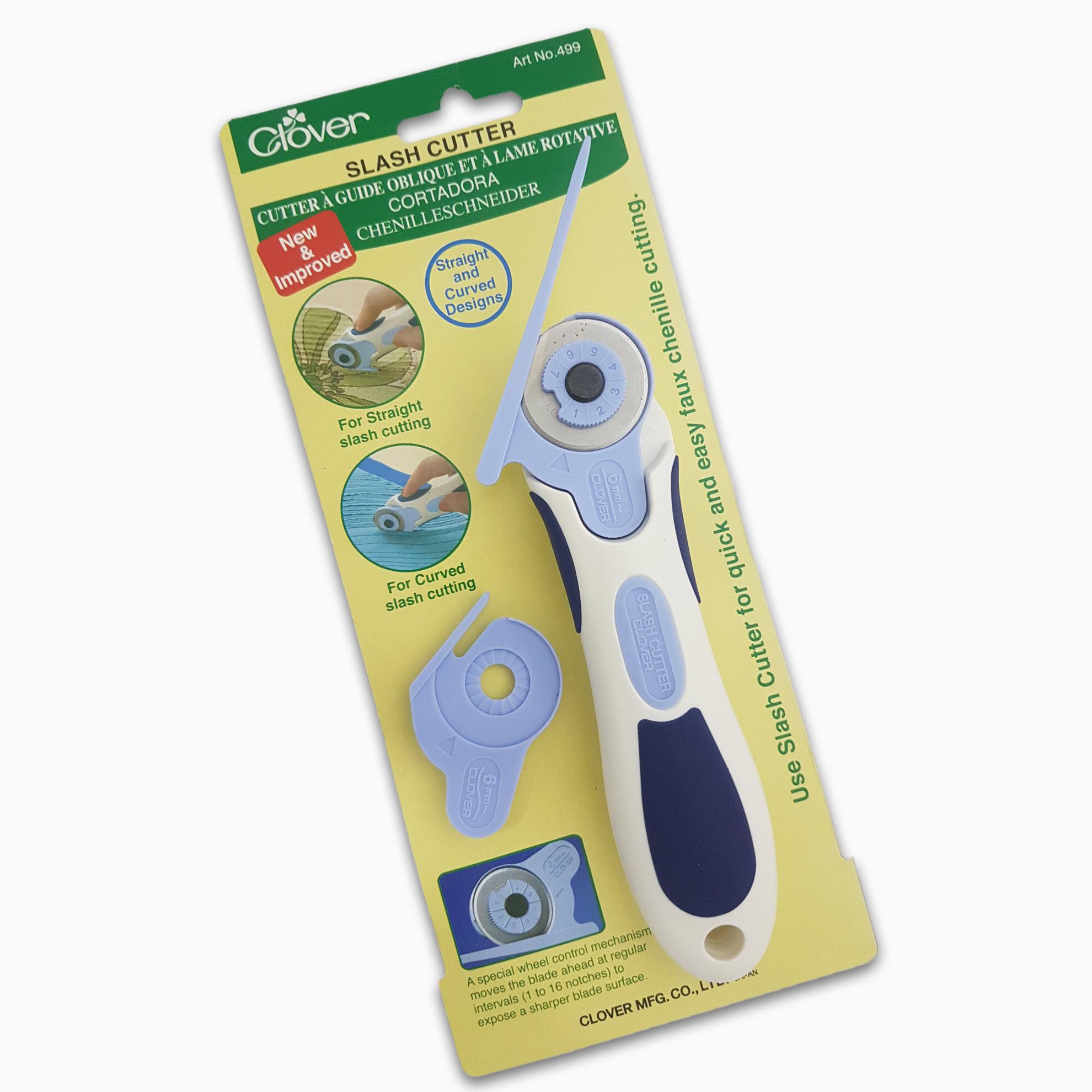 Дисковый нож CLOVER с направляющими, 28 мм