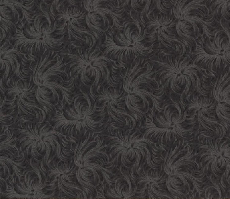 Ткань DAY DREAM TONAL BLACK