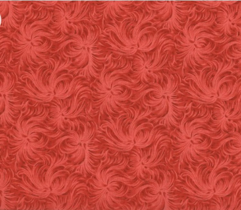 Ткань DAY DREAM TONAL RED