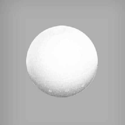 Пенопластовый шар, диаметр 10 см