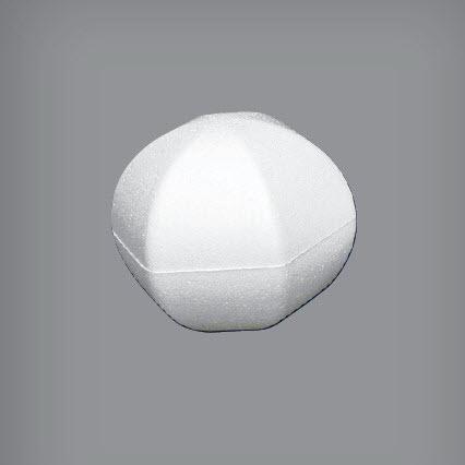 Пенопластовая заготовка, диаметр 10 см