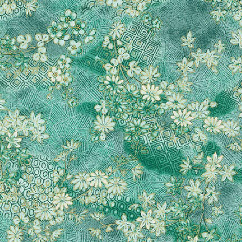Ткань Akiko, EMERALD