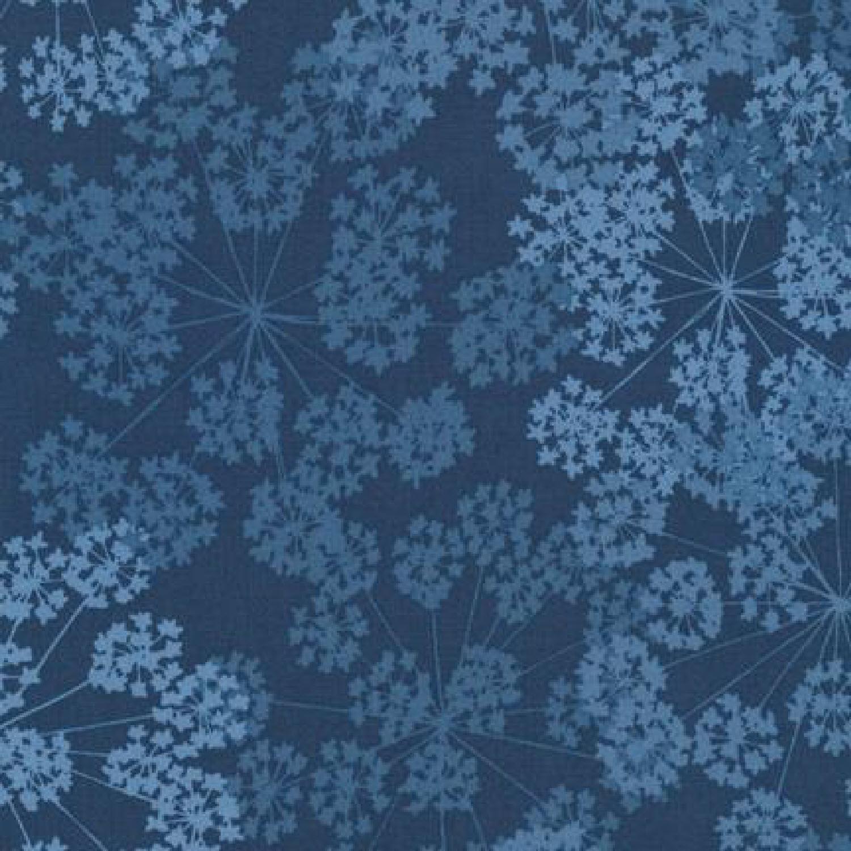 Ткань Blueprint Basics, BLUE JAY