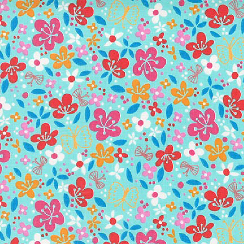 Ткань Cherry Blossom Garden, SPRING 1