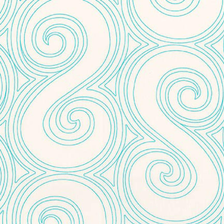 Ткань Drawn Wide, LAGOON