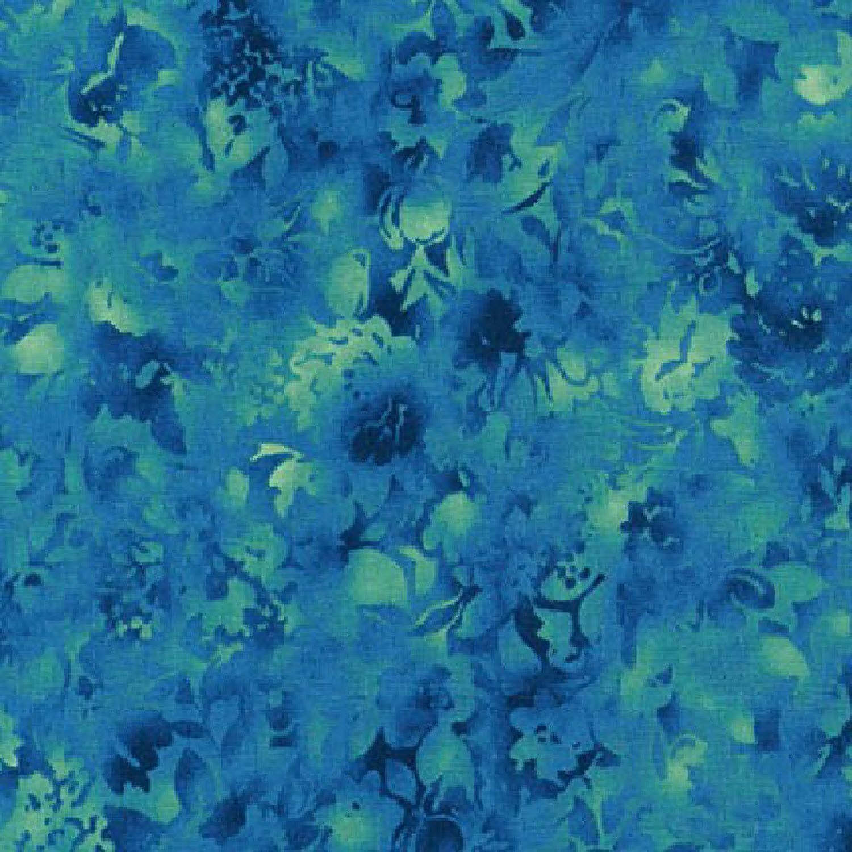 Ткань Fusions Bloom, LAGOON