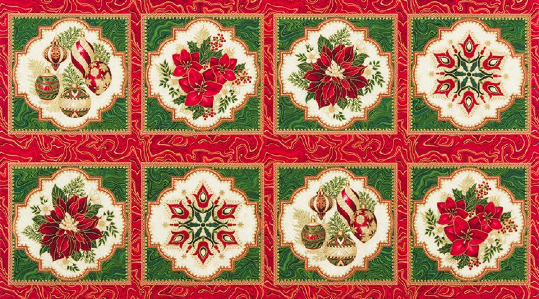 Ткань Holiday Flourish, HOLIDAY 2