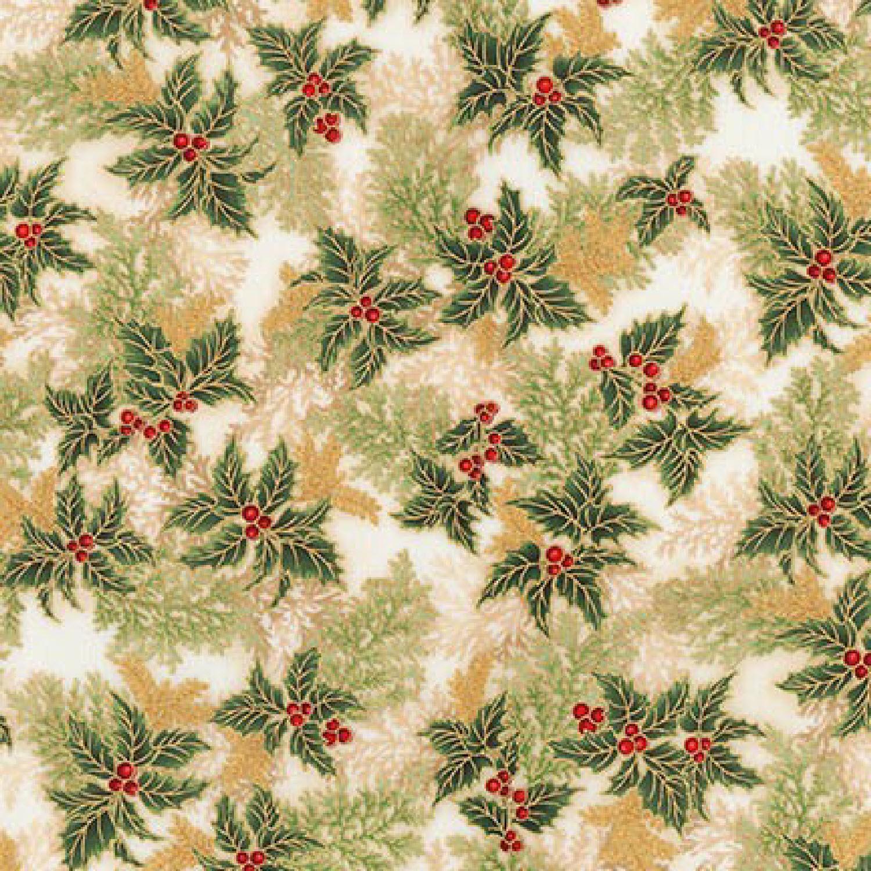 Ткань Holiday Flourish, HOLIDAY