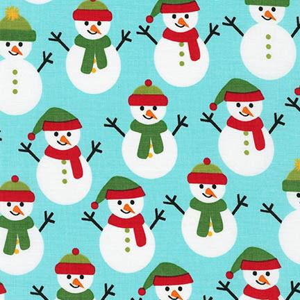 Ткань Jingle, AQUA