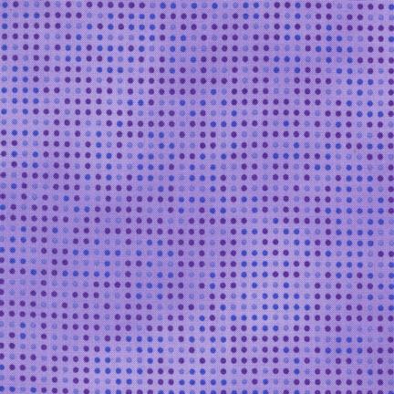 Ткань Mixmasters Dot, WISTERIA