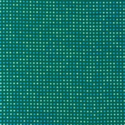 Ткань Mixmasters Dot, JADE