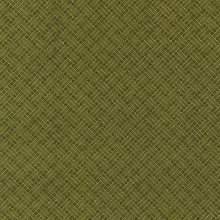 Ткань Oriental Traditions, GREEN