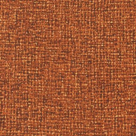 Ткань Quilters Burlap, RUST