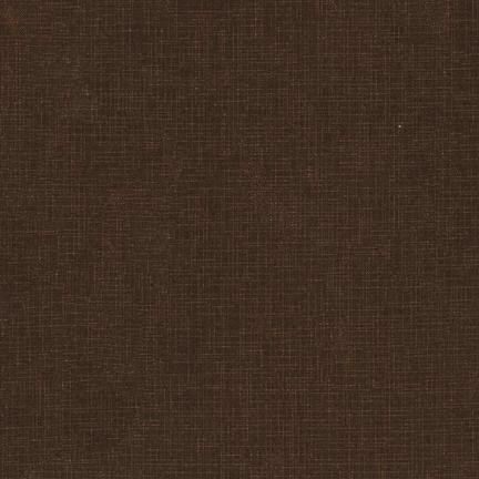 Ткань Quilters Linen, CHOCOLATE
