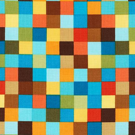 Ткань Rainbow Remix, BERMUDA