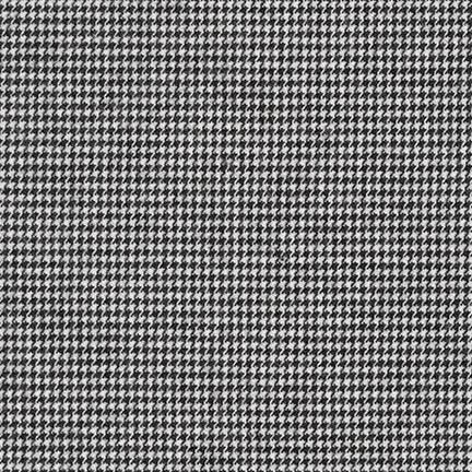 Фланель Shetland Flannel, BLACK