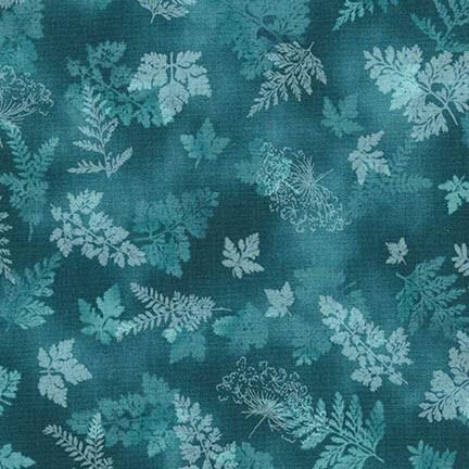 Ткань Tuscan Wildflower, GARDEN