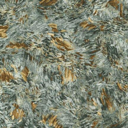 Ткань Vincent Van Gogh, SILVER