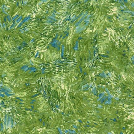Ткань Vincent Van Gogh, LEAF 1